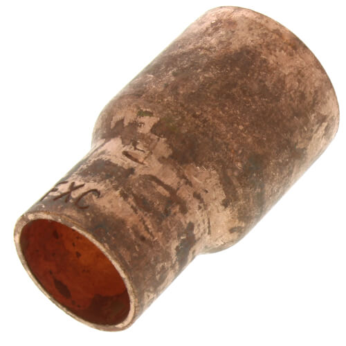 """1-1/8"""" X 3/4"""" OD ACR FTGxC Copper Reducer Product Image"""