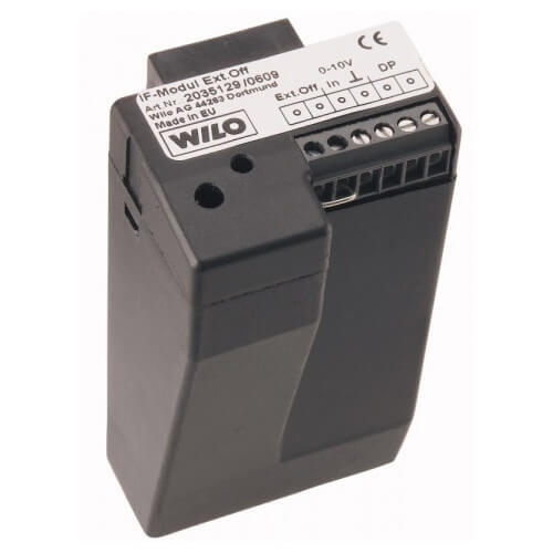 Pump Interface Module, External Off / 0-10v DC/ Dual Pump Product Image
