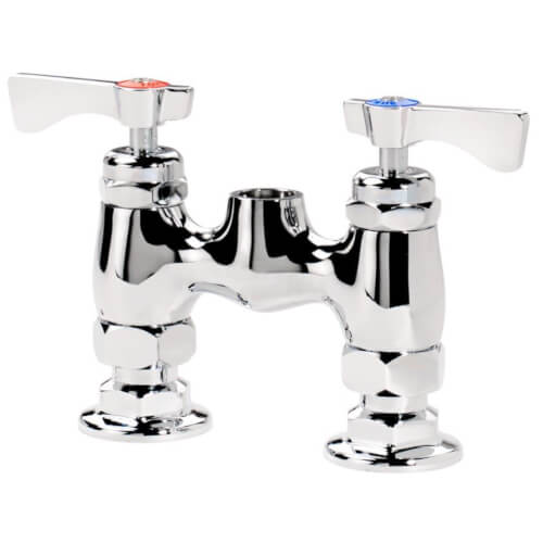 """Royal Series 4"""" Center Deck Mount Pre-Rinse Base Product Image"""