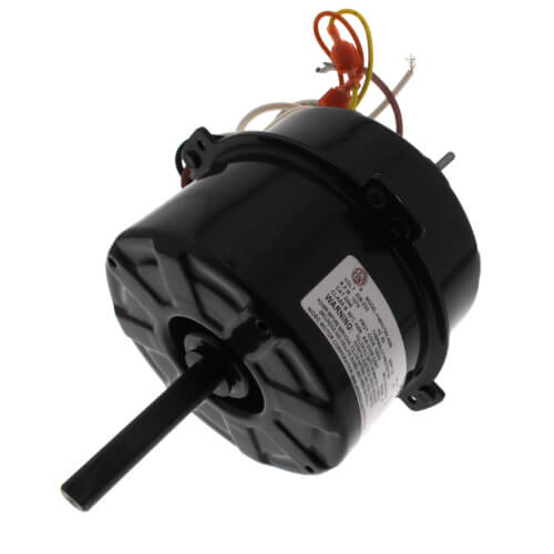 Clam Shell PSC Condenser Fan Motor (208-230V, 1/5 HP, 1075 RPM) Product Image