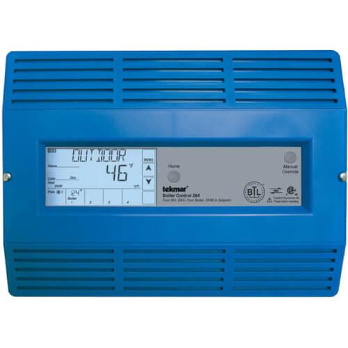 Boiler Control - Four tN4, Four Modulating Boiler & DHW/Setpoint Product Image