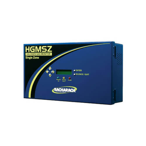 HGM-SZ Halogen Gas Leak Monitor, Single Zone Product Image