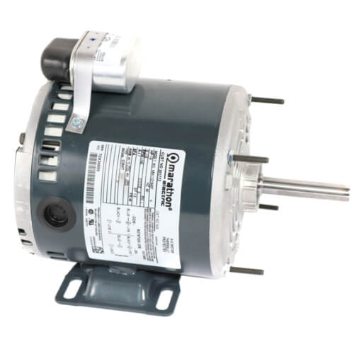 .167 hp 115/60/1 Motor, 1200 RPM Product Image