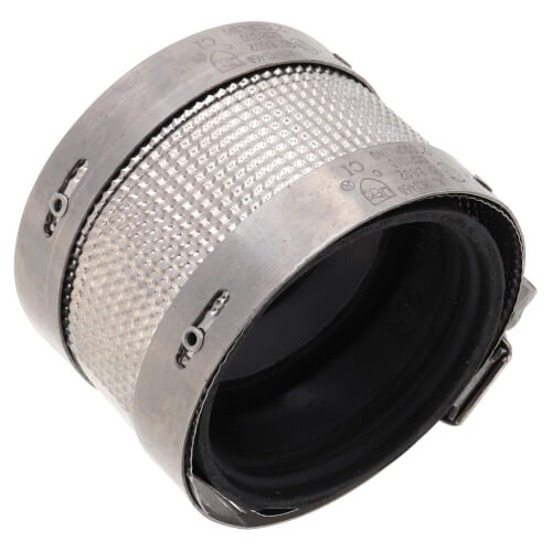 """2"""" Stainless Steel No Hub Coupling Product Image"""