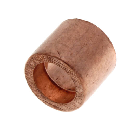 """3/4"""" x 1/2"""" Copper Bushing (FTGxC) Product Image"""