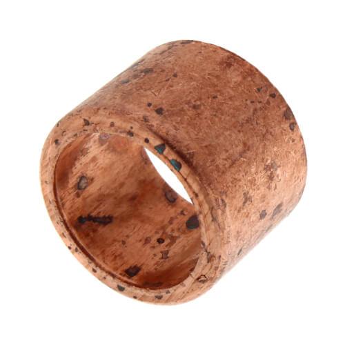 """1-1/4"""" x 1"""" Copper Bushing (FTGxC) Product Image"""