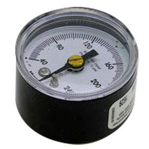 """1-1/2"""" Pneumatic Receiver Gauge (40° to 240°F) Product Image"""