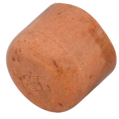 """1/2"""" Copper Cap Product Image"""