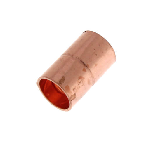 """1/4"""" Copper Ring Coupling Product Image"""