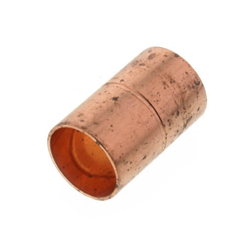 """5/8"""" Copper Ring Coupling Product Image"""