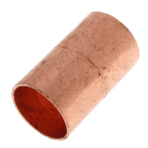 """3/4"""" Copper Ring Coupling Product Image"""