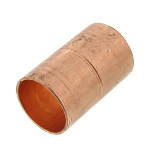 """1"""" Copper Ring Coupling Product Image"""