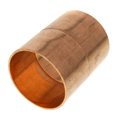 """2"""" Copper Ring Coupling Product Image"""
