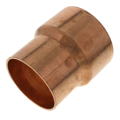 """3"""" x 2-1/2"""" Copper Coupling Product Image"""