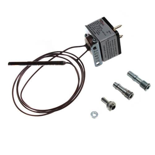 "Mercury Flame Sensor, 48"" Element, 3 Pin Plug, Bulb Style #19 Product Image"