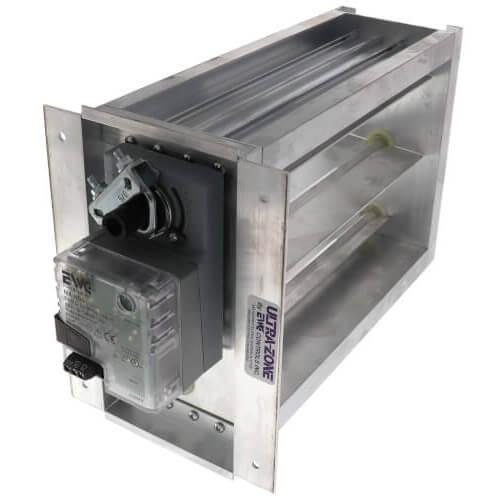 "30"" x 24"" ND Motorized Damper Product Image"