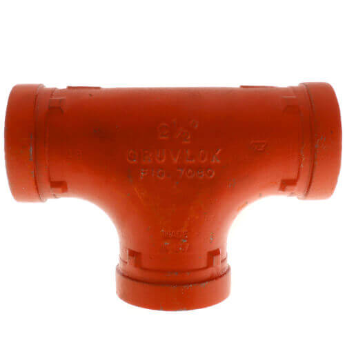 """2"""" 7060 Grooved Tee Product Image"""