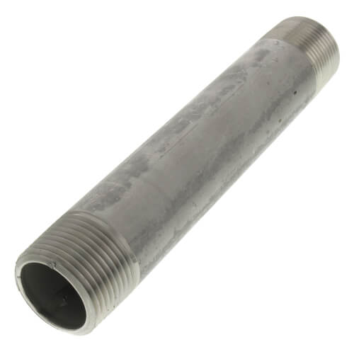 """3/4"""" x 5-1/2"""" Stainless Steel Nipple Product Image"""