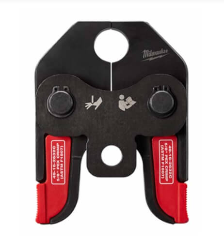 "5/8"" PEX Crimp Jaw for M18 Short Throw Tool Product Image"