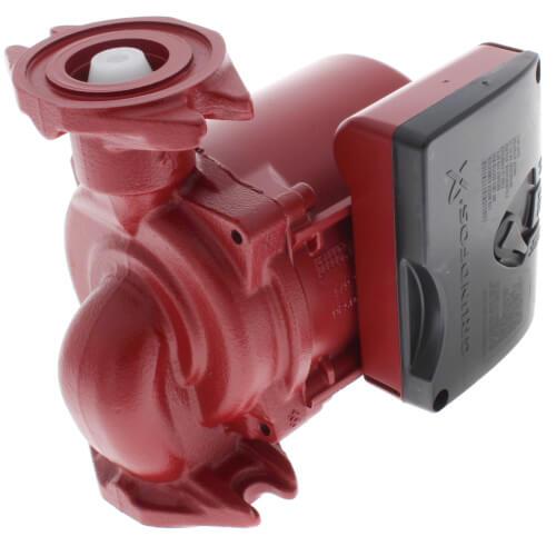 UPS26-99FC, 3-Speed Circulator Pump, 1/6 HP, 230 volt Product Image