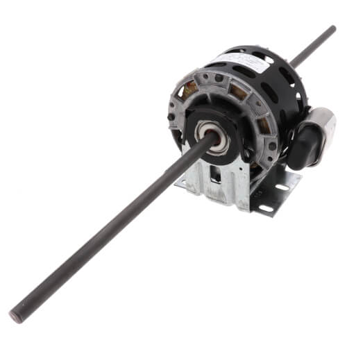 """5"""" 4-Speed Double Shaft Fan/Blower Motor (115V, 1075 RPM, 1/20, 1/30, /50, 1/75 HP) Product Image"""