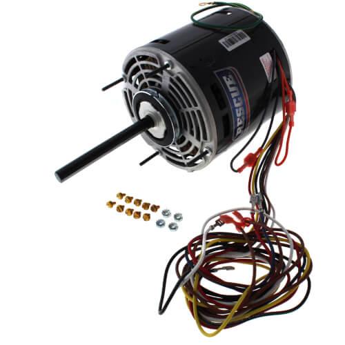 "5.6"" OAO PSC Direct Drive Fan & Blower Motor (208-230V, 1/2-1/6 HP, 1075 RPM) Product Image"