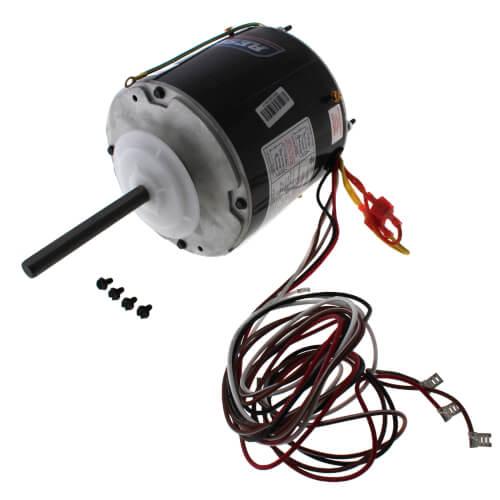 "5.6"" TEAO PSC Condenser Fan Motor (208-230V, 1/2-1/5 HP, 1075 RPM) Product Image"