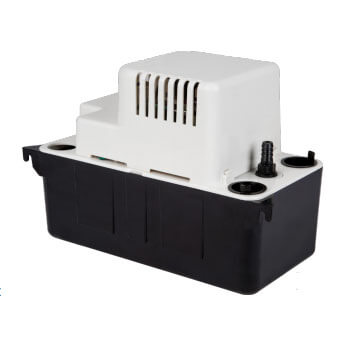 VCMA-20S, 80 GPH, 230 V Condensate Removal Pump w/ Safety Switch Product Image