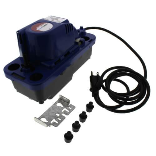 NXTGen VCMX-20UL, 78 GPH, 230 V Automatic Condensate Removal Pump Product Image