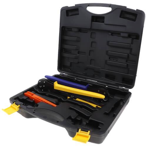 "Starter PEX Press Tool Set (1/2"" & 3/4"" Press Tools) Product Image"