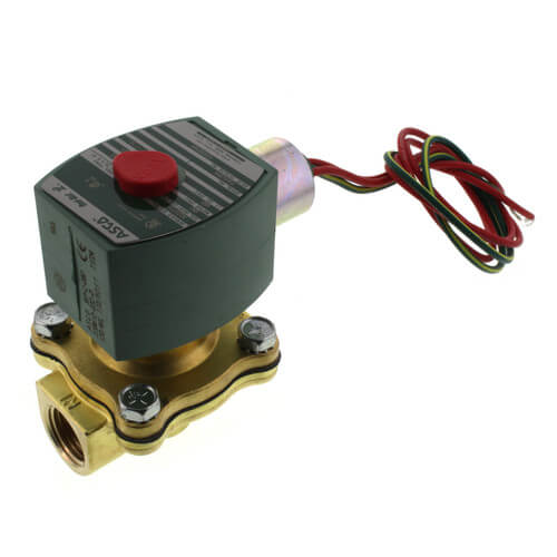 """1/2"""" Normally Closed Solenoid Valve, 4 CV (120v) Product Image"""