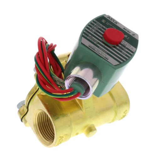 """1"""" Normally Closed Solenoid Valve, 13 CV (24 DC) Product Image"""