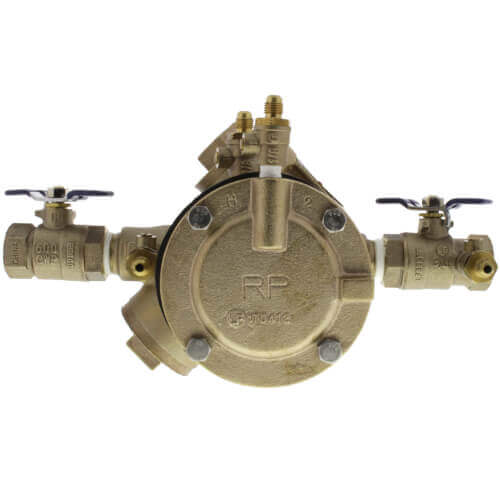"""2"""" 825Y-QT Quarter Turn Reduced Pressure Zone Assembly Product Image"""