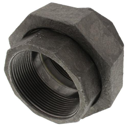 """3"""" Black Union Product Image"""