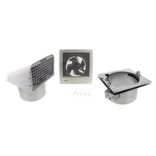 WhisperWall 70 CFM Through-the-Wall Ventilation Fan Product Image
