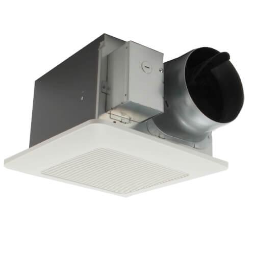 WhisperCeiling DC 110/130/150 CFM Ceiling Ventilation Fan Product Image