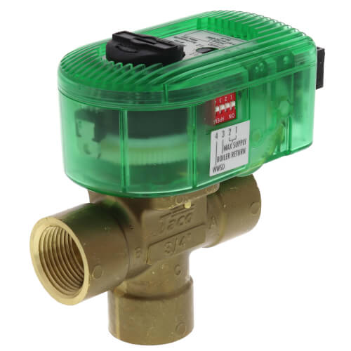 """3/4"""", 3 Way Outdoor Reset I-Series Mixing Valve (Threaded) Product Image"""