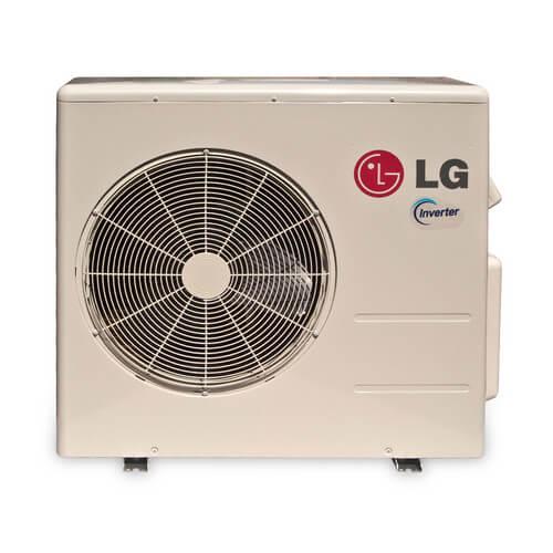 18,000 BTU Ductless Multi-Split Air Cond/Heat Pump - Outdoor Unit Product Image