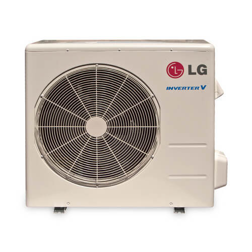 33,100 BTU Ductless Single Zone Air Conditioner/Inverter Heat Pump (Outdoor Unit) Product Image