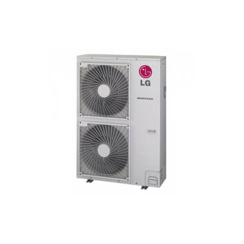 36,000 BTU 17.6 SEER Mini Split System Concealed Duct Heat Pump (Outdoor) Product Image