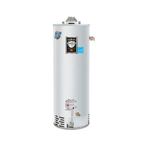 50 Gallon - 40,000 BTU Defender Safety System Energy Star High Efficiency Residential Water Heater (Nat Gas) Product Image
