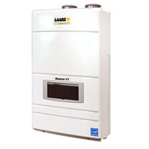 130,200 BTU Output Mascot FT High Efficiency, Wall Mount Heat Only Fire Tube Boiler (NG or LP) Product Image