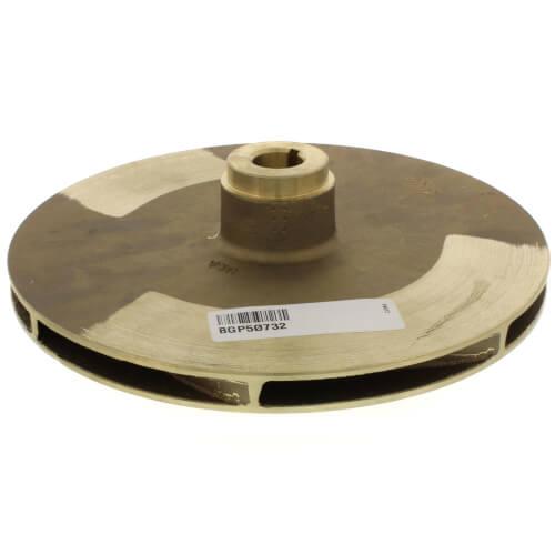 """9-1/2"""" Full Runner Impeller Product Image"""