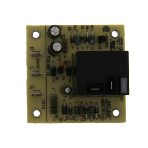 Draft Motor Time Delay Relay Product Image