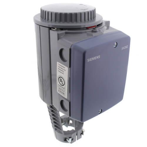 599 Series Reversible Electronic Spring Return Valve Actuator (24 VAC, 0-10 VDC) Product Image