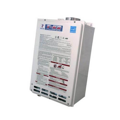 TK-3 Takagi Tankless Water Heater (Natural Gas) Product Image