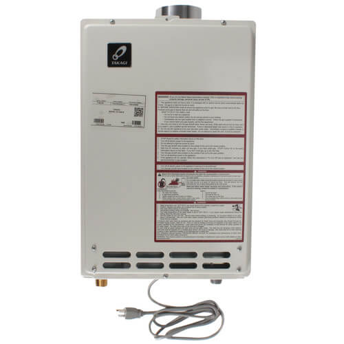 TK-4-IN Takagi Tankless Indoor Water Heater (Natural Gas) Product Image