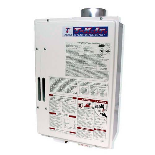 T-KJr Takagi Tankless Water Heater (Natural Gas) Product Image