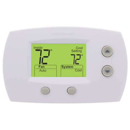FocusPro Non-Programmable, 2H/2C Thermostat Product Image