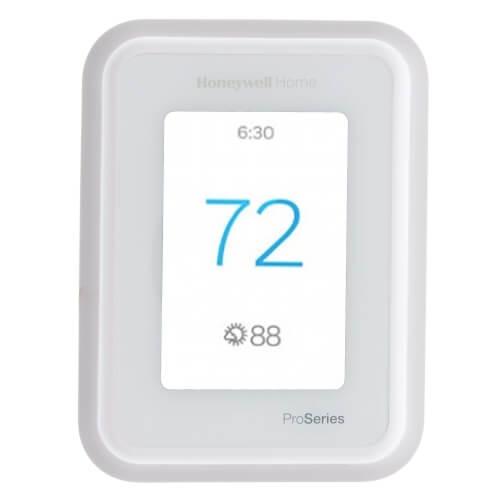T10 Pro Smart Thermostat w/ RedLINK Room Sensor, 3H/2C Heat Pump, 2H/2C Conventional Product Image